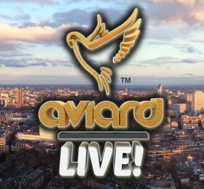 AVIARD INSPIRES SUCCESSFULLY RAISES £7,000 TO LAUNCH THE AVIARD LIVE COMMUNITY SHOWCASE!