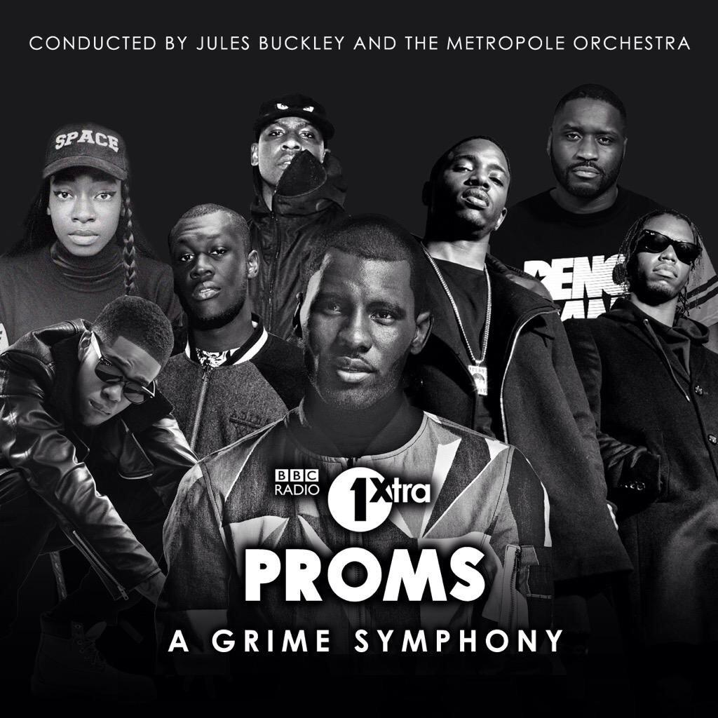 HISTORY IS ABOUT TO BE MADE! GRIME IS COMING TO THE ROYAL ALBERT HALL