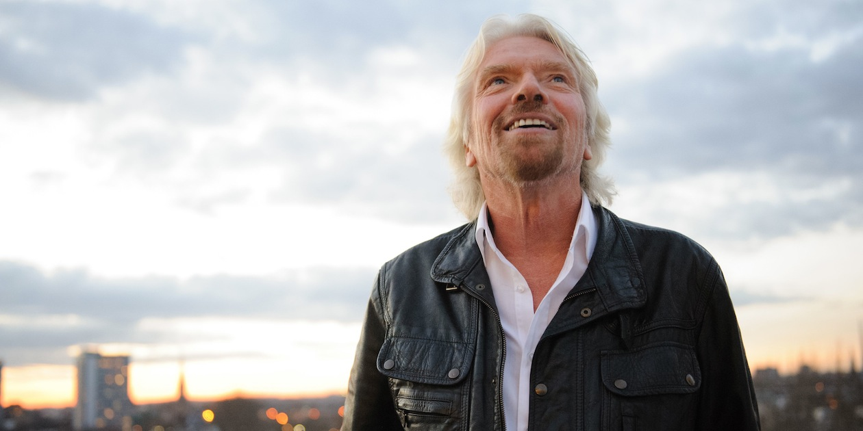 GOT A BUSINESS IDEA & WANT TO PITCH TO RICHARD BRANSON FOR A POSSIBLE INVESTMENT OF £1M?