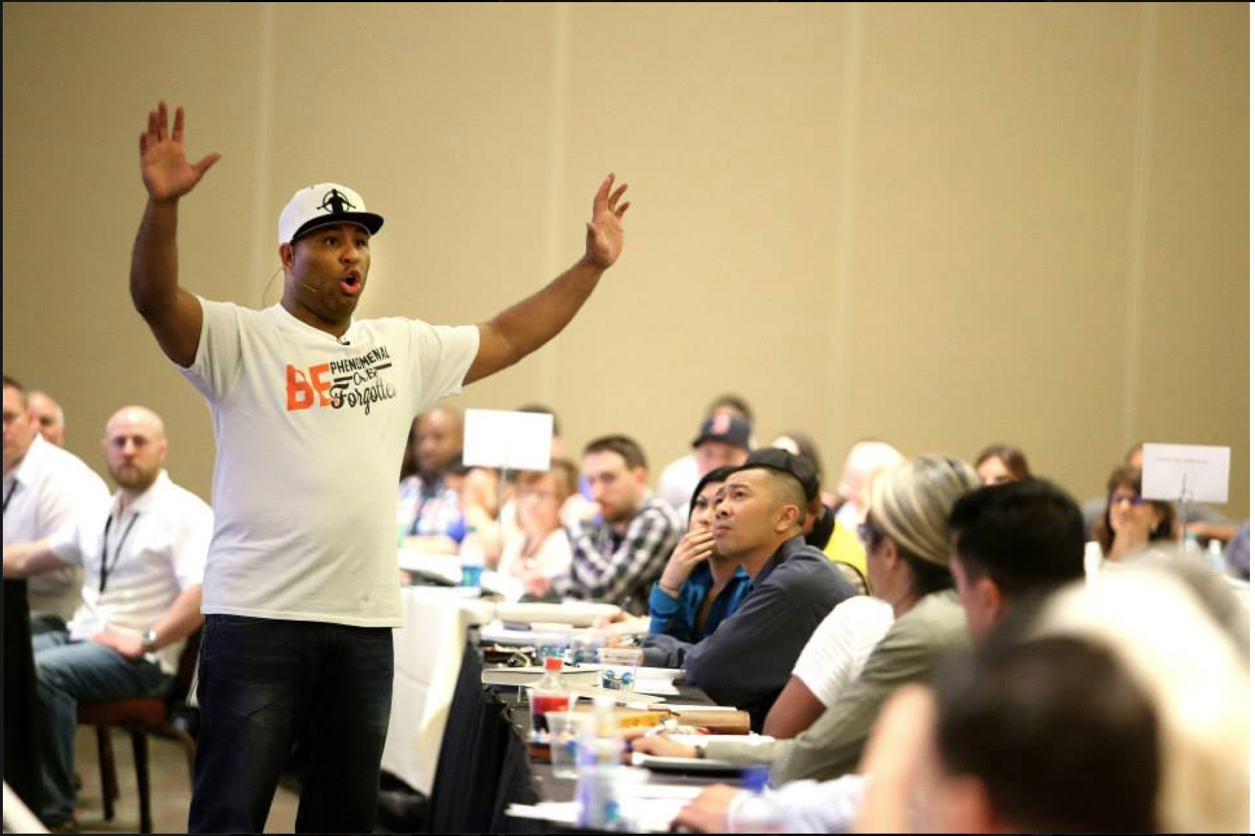 ERIC THOMAS GIVES A POWERFUL INSIGHT INTO 'HOW YOU CAN REACH YOUR FULL POTENTIAL TODAY'! (VIDEO)