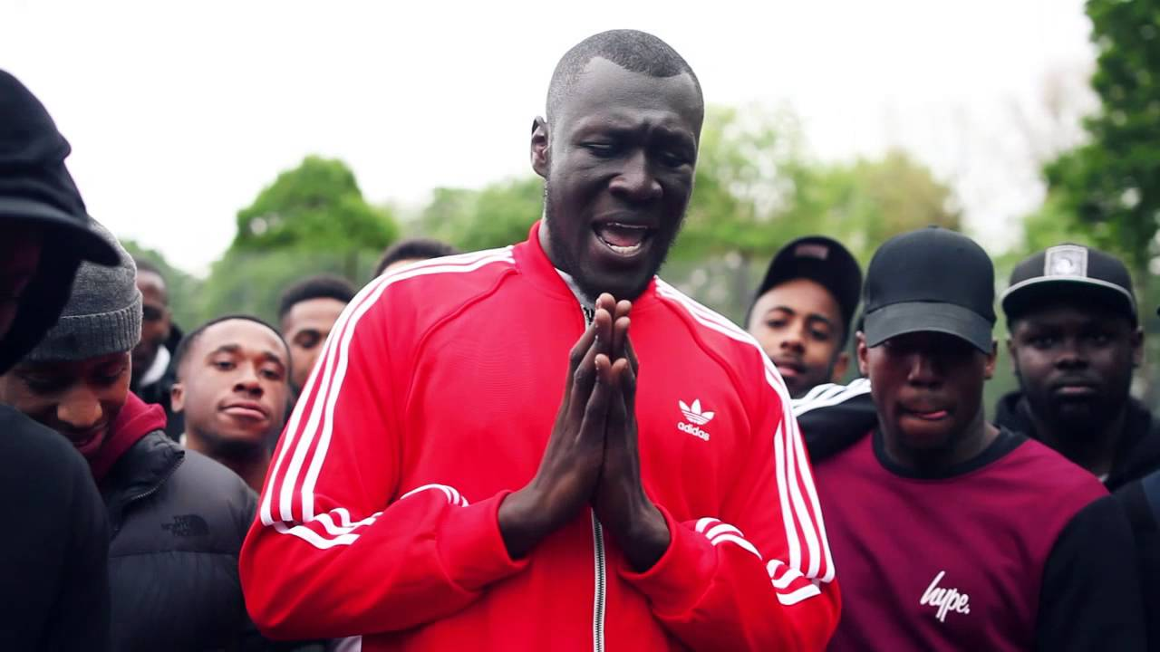 UK GRIME MC 'STORMZY' INTERVIEWED BY CHANNEL 4 ABOUT HIS RISE TO SUCCESS! (VIDEO)