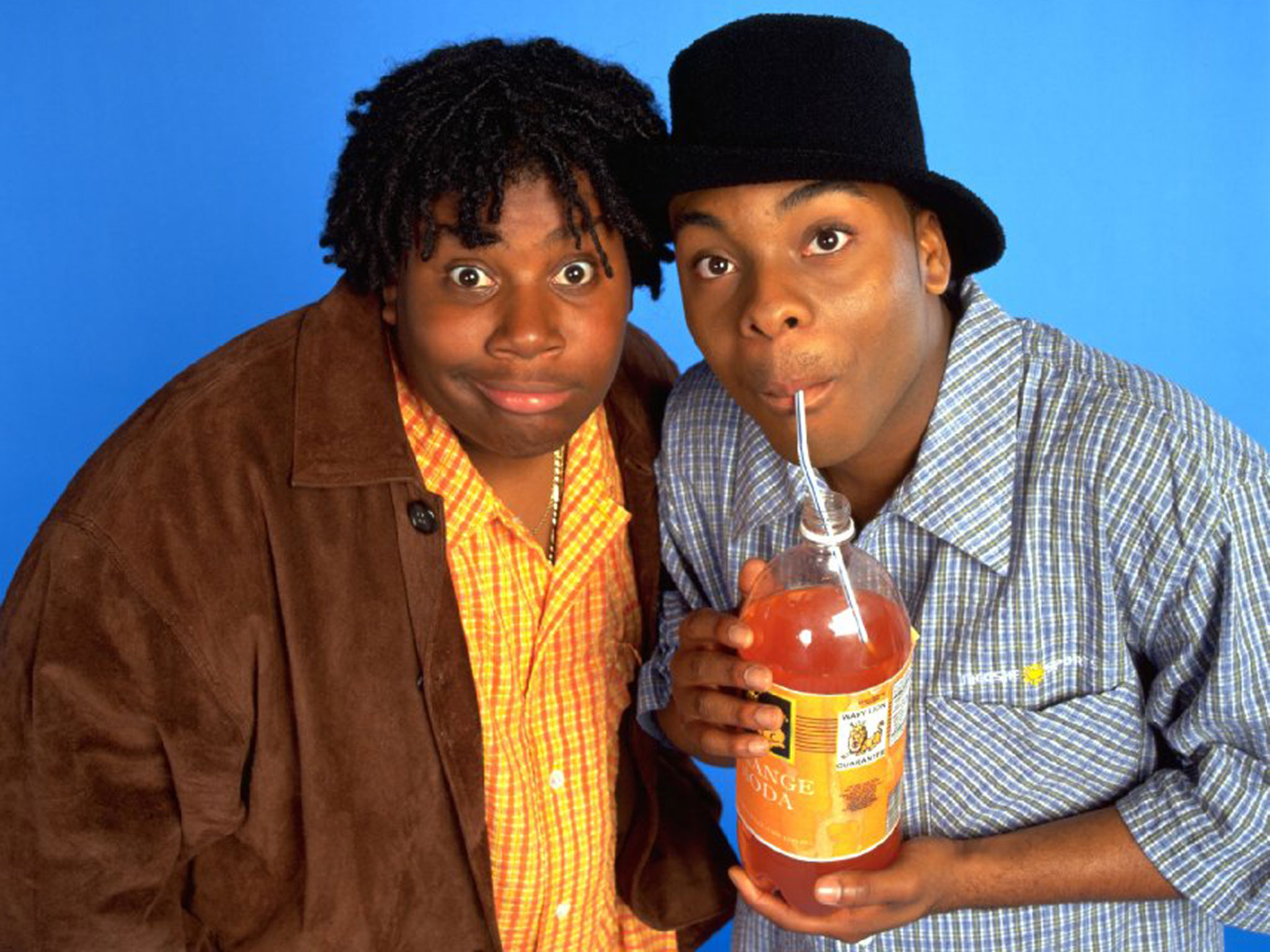 "HILARIOUS! KENAN & KEL REUNITE FOR ""GOOD BURGER"" SKETCH ON JIMMY FALLON'S SHOW!"