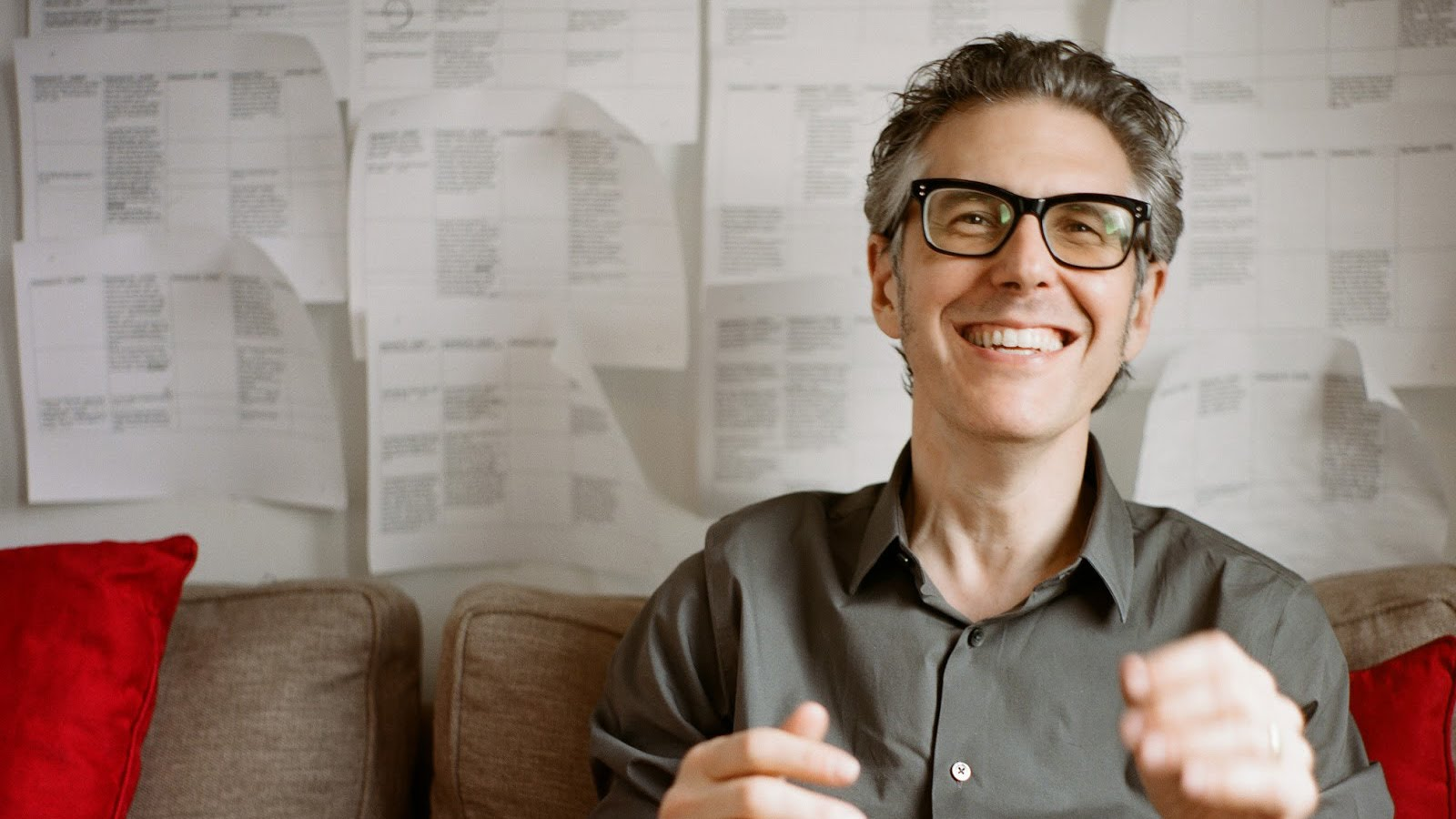 #AVIARDTIP - IRA GLASS GIVES A GREAT MESSAGE TO ALL CREATIVE PEOPLE AT THE START OF THEIR CAREERS!