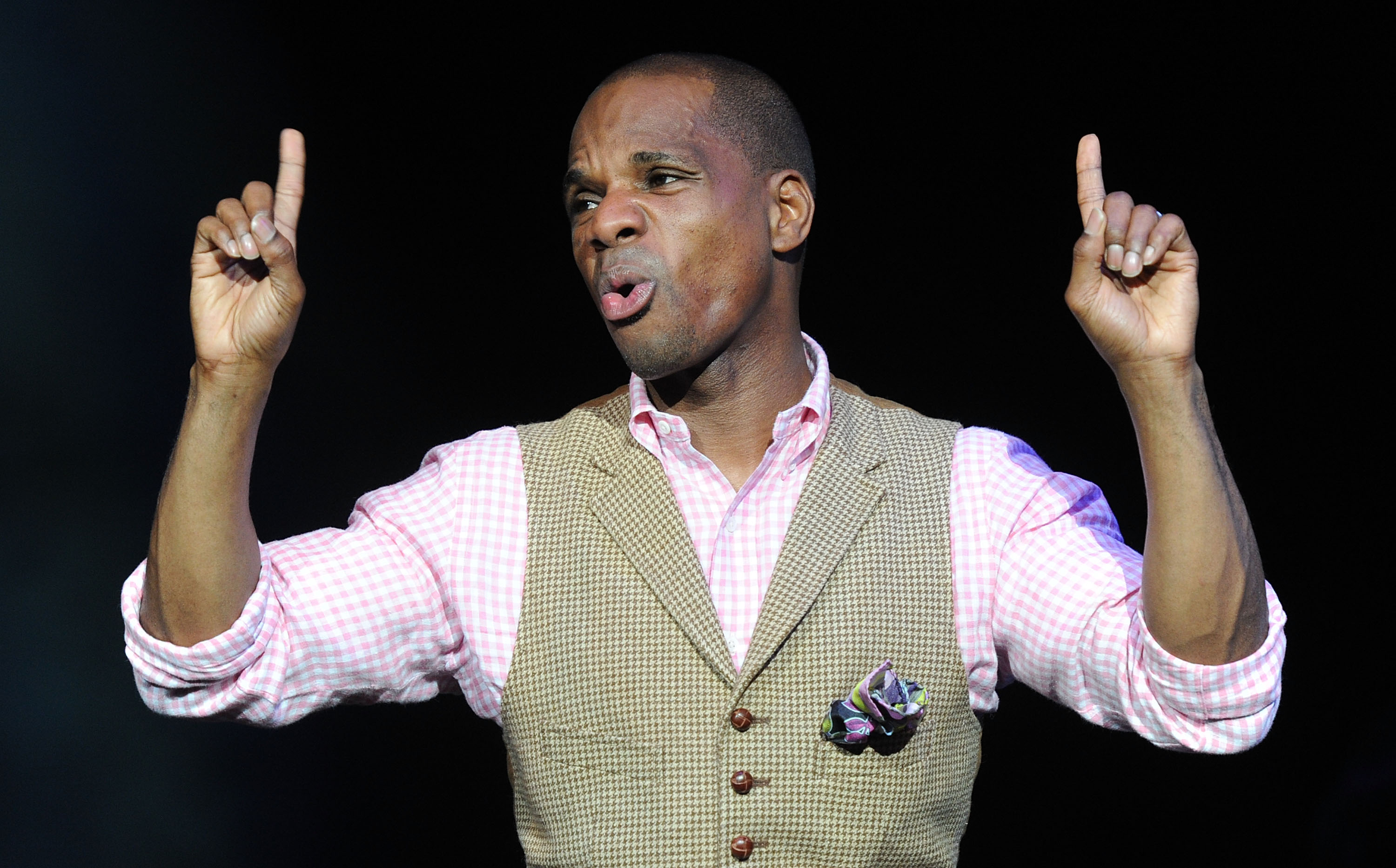 GOSPEL LEGEND 'KIRK FRANKLIN' TALKS ABOUT LOSING HIS RELIGION & ENCOURAGES YOU TO DO THE SAME!