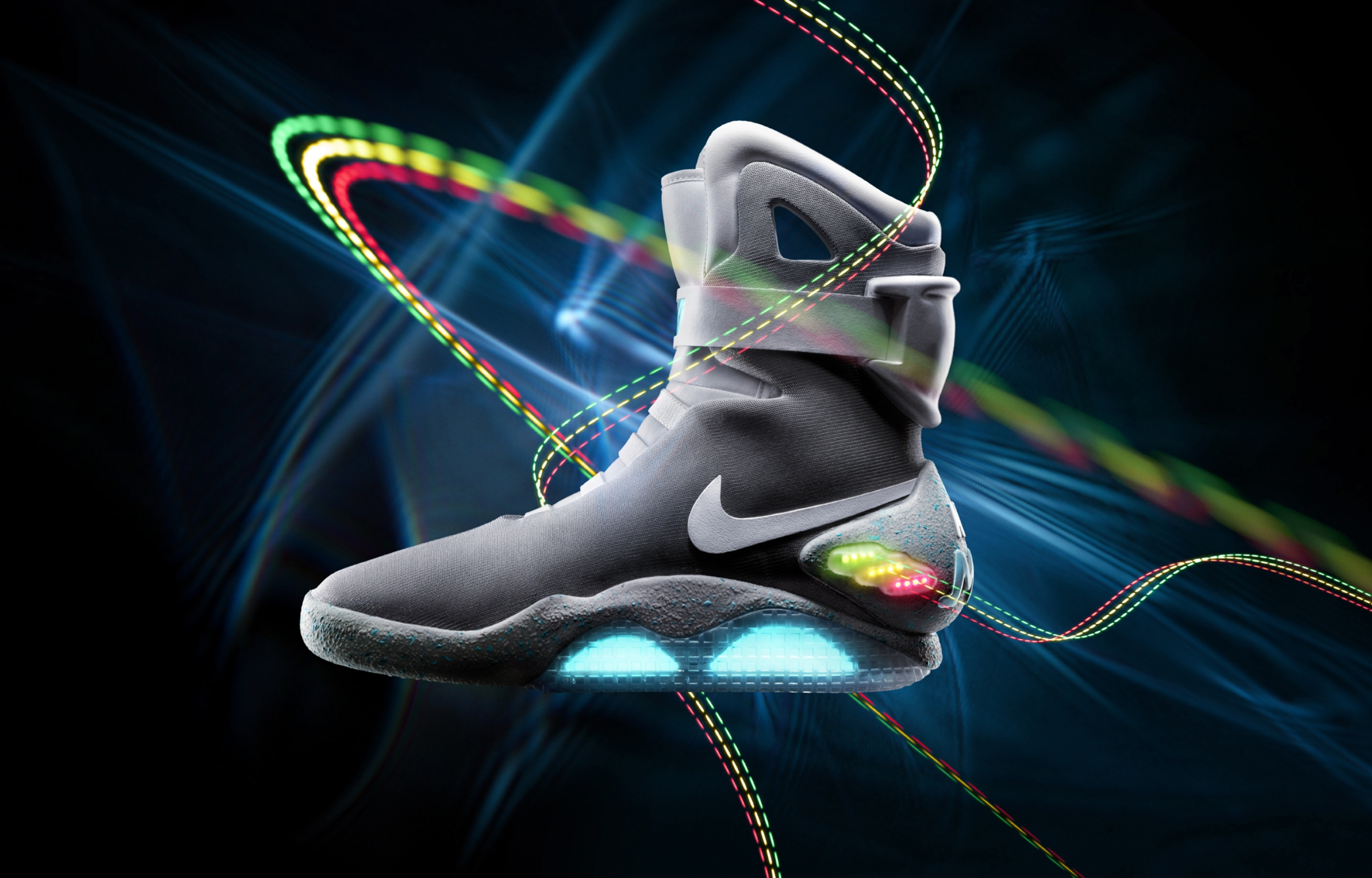 NIKE ANNOUNCE THE RE-RELEASE OF THE BACK 2 THE FUTURE INSPIRED 'AIR MAGS'