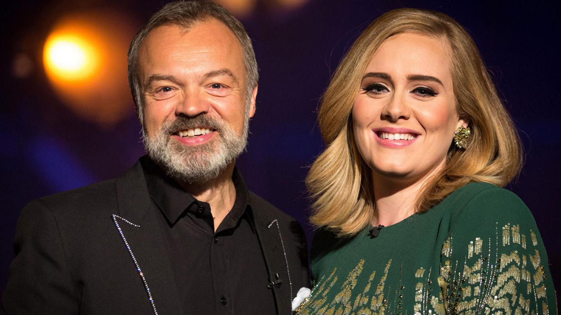BRILLIANT: ADELE IMPERSONATES HERSELF & PRANKS OTHER IMPERSONATORS ON GRAHAM NORTON!
