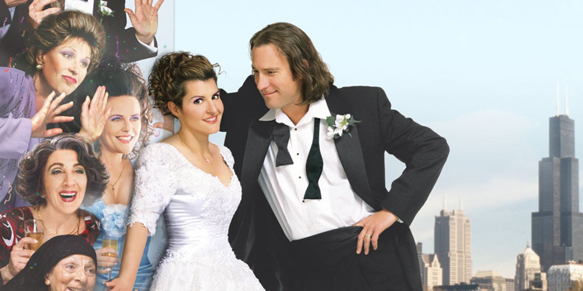 "WATCH: TRAILER FOR THE HILARIOUS ""MY BIG FAT GREEK WEDDING 2"" MOVIE!"
