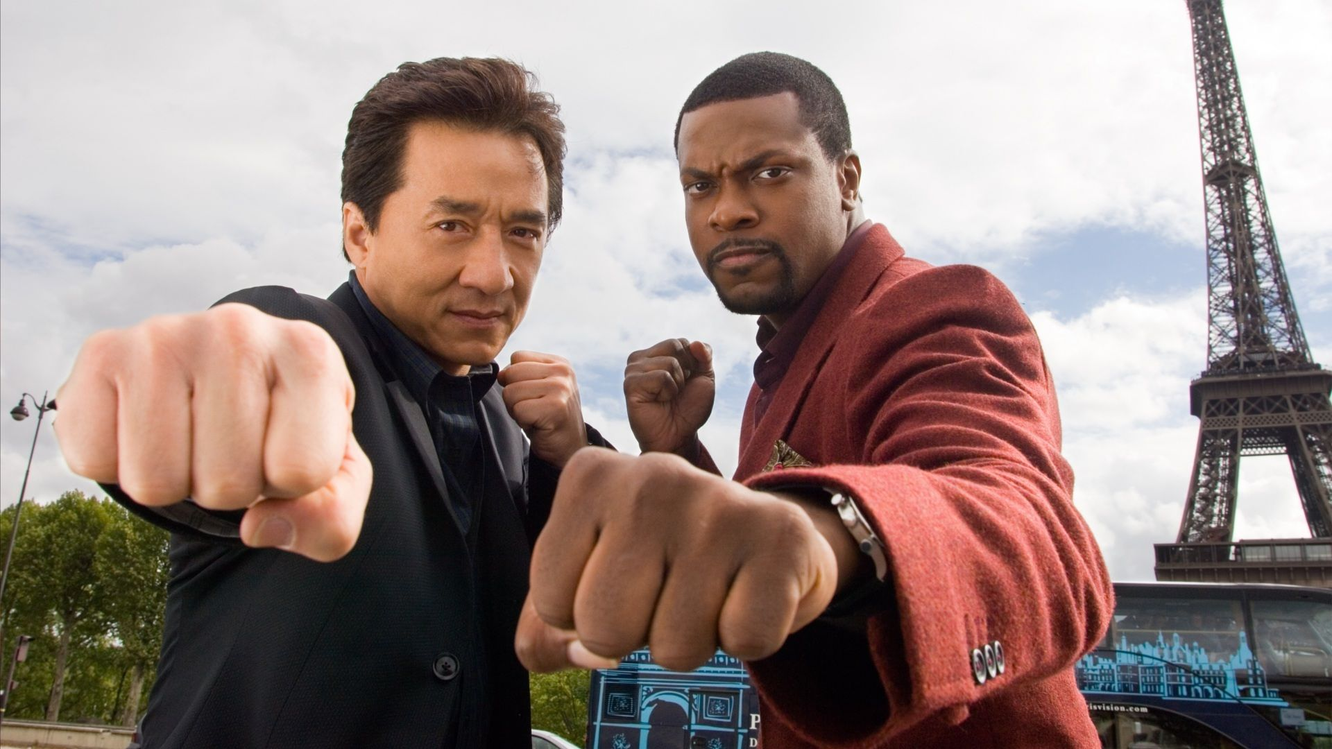 WATCH: SNEAK PEEK OF THE NEW 'RUSH HOUR' TV SERIES COMING 2016!