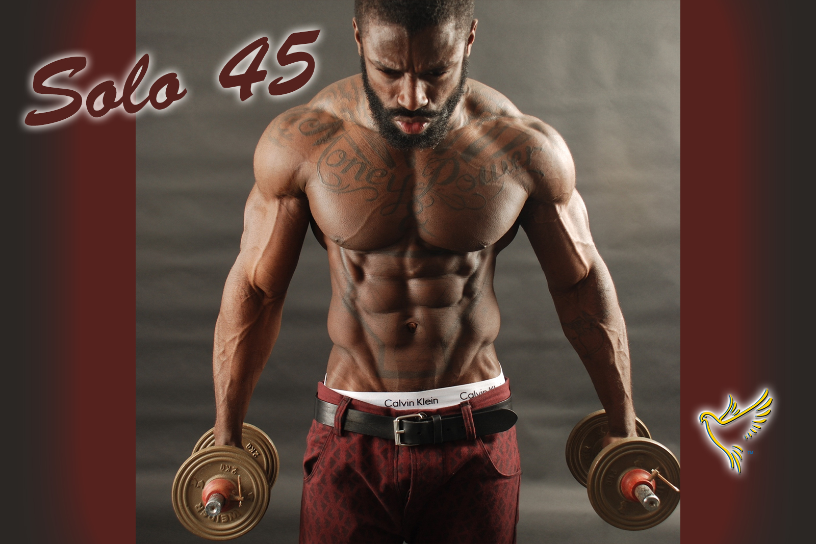 WATCH: SOLO 45 - 'LIVE, LOVE, LIFE' FITNESS SESSIONS (PART 1 & 2)