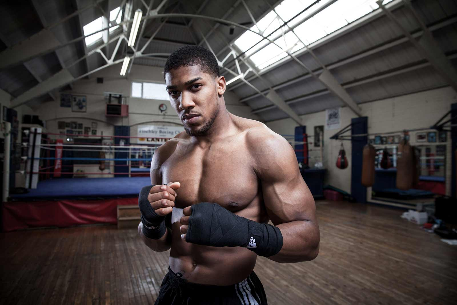 WATCH: ANTHONY JOSHUA REVEALS HIS SACRIFICES IN PREPARATION FOR FIGHT AGAINST DILLIAN WHYTE!