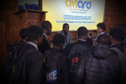 AVIARD Founder, AMANI SIMPSON Speaks At School He Was EXPELLED From!