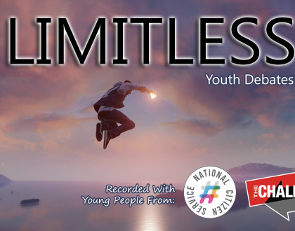 "AVIARD INSPIRES TEAMS UP WITH THE NCS / CHALLENGE TO PRESENT EPISODE 1 OF THE ""LIMITLESS"" YOUTH DEBATES!"