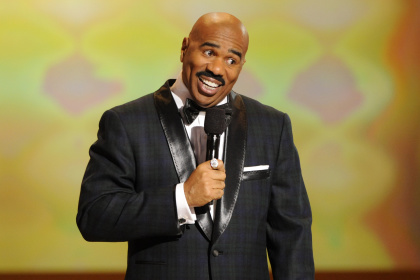 JUST JUMP! STEVE HARVEY DROPS SOME GEMS ON 'HOW TO MAKE YOUR DREAMS COME TRUE'!