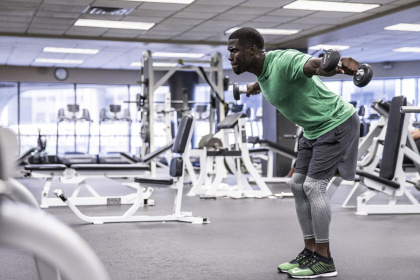 INNER STRENGTH: KEVIN HART'S TRAINING ROUTINE IS NO JOKE (VIDEO)