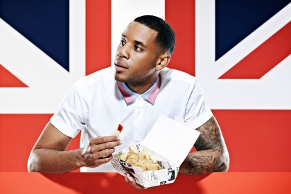REGGIE YATES TALKS ABOUT HIS HUMBLE BEGINNINGS IN POWERFUL 'NOTHING TO SOMETHING' INTERVIEW (VIDEO)
