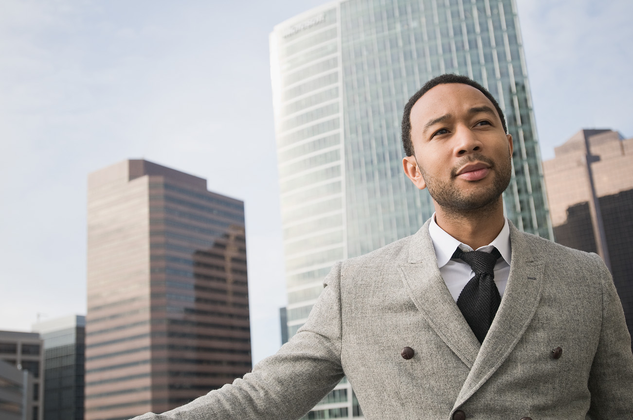 JOHN LEGEND DISCUSSES OVERCOMING REJECTIONS TO BECOME SUCCESSFUL! (VIDEO)