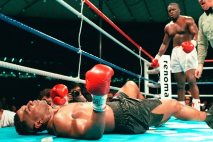 How to Knock out MIKE TYSON and the KEY TO ACHIEVING ANYTHING!