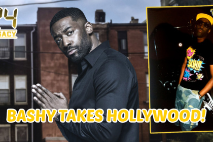 #CareerGoals!! ASHLEY THOMAS aka BASHY Stars In 24:LEGACY Starting Next Month!
