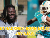 WATCH: Meet Hackney-Born NFL Star 'JAY AJAYI'