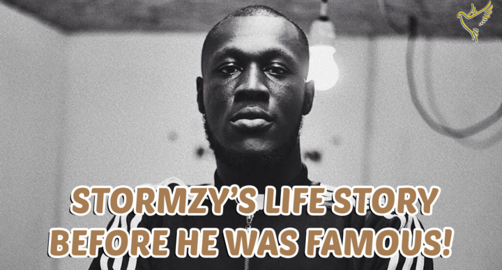 SUPER Inspiring! STORMZY'S Life Story BEFORE He Was Famous! (VIDEO)