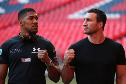 WATCH: Anthony Joshua's INSPIRATIONAL Journey To Fight Klitschko!