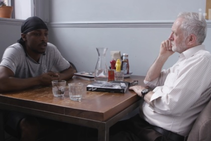 GREAT WATCH: JME Sits Down To Speak To JEREMY CORBYN About Young People Voting!