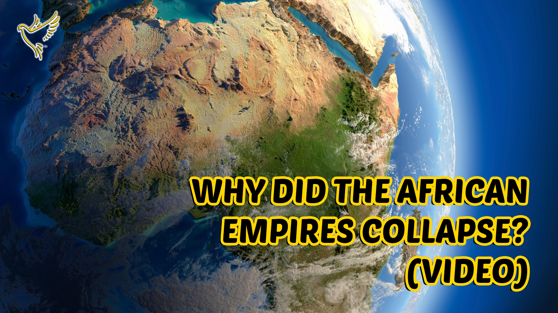 Why Did The AFRICAN EMPIRES Collapse? (VIDEO)