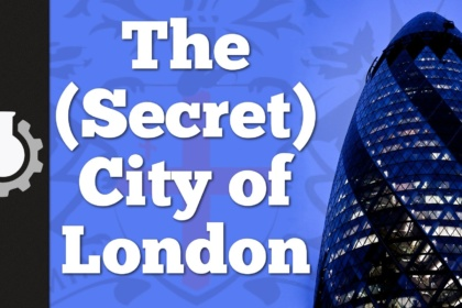 OMG! Did You Know There Is A Secret City Inside Of London?? (VIDEO)