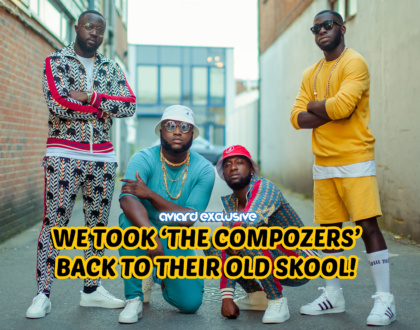 THE COMPOZERS Go Back To Their Old Skool With Aviard Inspires!