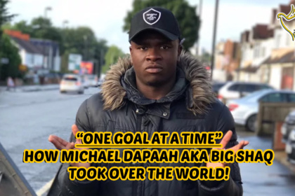 MICHAEL DAPAAH aka ROAD MAN SHAQ Shares His Amazing Journey To Success!
