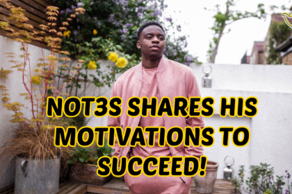 NOT3S Sits Down With AVIARD INSPIRES To Discuss His MOTIVATION! (Video)