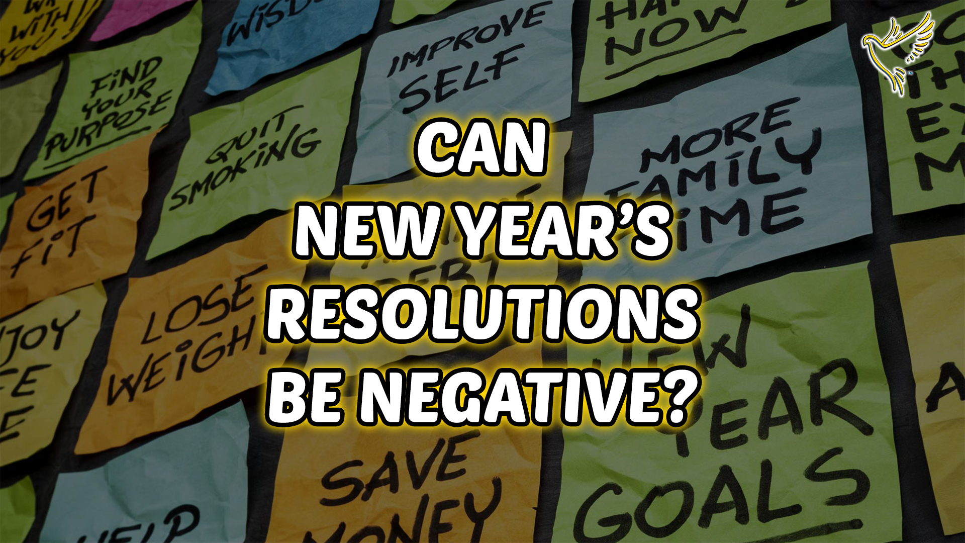 WADE'S WORLD Discuss The Pros & Cons Of NEW YEAR'S RESOLUTIONS! (Video)