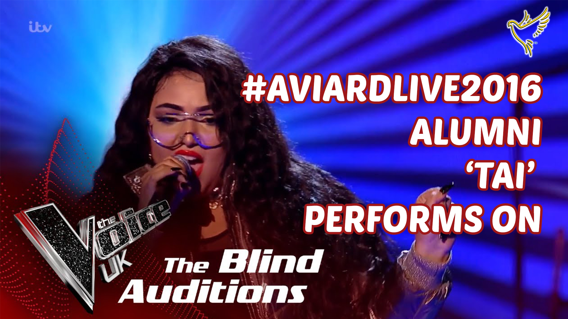 'TAI' From #AVIARDLIVE2016 Performs On THE VOICE 2018!